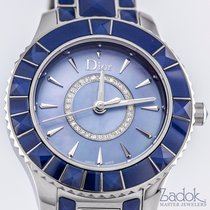 Dior Christal Mother of Pearl Dial Stainless Steel 33mm...