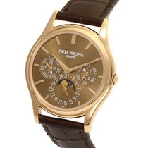 Patek Philippe Grand Complications Perpetual Calendar Rose...