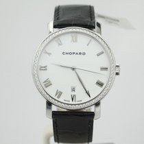 Chopard Classic 18k White Gold With Diamond Bezel 171278