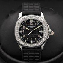 Patek Philippe - Aquanaut - Ladies - 5067 - Black Dial -...