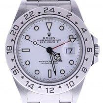 Rolex Explorer Ii Automatic-self-wind Mens Watch 16570