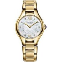Raymond Weil Noemia Mother of Pearl Diamond