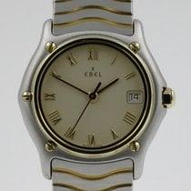 """Ebel """"Sport Classic lady"""" 18K gold/steel 27mm. case"""
