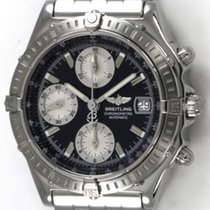 Breitling A13352 Chronomat in Steel - on Steel Bracelet with...