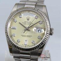 勞力士 (Rolex) Oyster Perpetual Day Date 118239 Papers