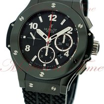 "Hublot Big Bang 44mm ""Black Magic"", Black Dial,..."