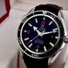 Omega Seamaster Planet Ocean Co-Axial SS / Rubber 45.5MM