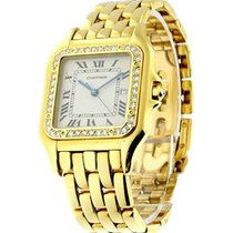 Cartier Yellow Gold Panther Large Size After Market Bezel
