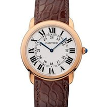 Cartier Ronde Solo de Cartier in Rose Gold