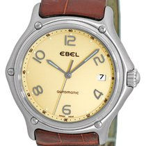 "Ebel ""1911"" Automatic Strapwatch."