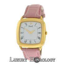 Piaget NOS Ladies Coussinet G0A19520 18K Solid Yellow Gold...
