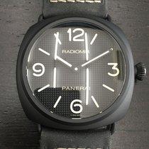 Panerai Radiomir Ceramica Black Dial Matte Ceramic PAM00643