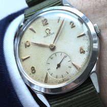 Omega Serviced 36mm Vintage Oversize Jumbo Omega watch with...
