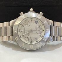 Cartier Chronoscaph Must 21 White Edition
