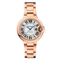 Cartier Ballon Bleu 33 mm Automatic No Date Ladies watch W6920096