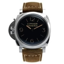 Panerai Luminor 1950 Left-Handed 3 Days Acciaio 47 mm