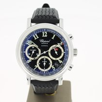 Chopard Mille Miglia Chronograph  Steel (B&P2002) 38mm...