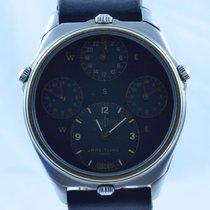 Breitling World Herren Uhr Stahl/stahl 40mm Rar Rar Vintage...
