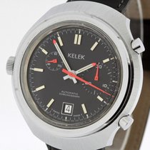 Kelek Vintage Automatic Chronograph Watch Cal. Buren 12 JRGK...