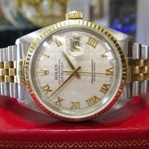 Rolex Oyster Perpetual Datejust Gold & Stainless Steel Watch