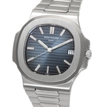 Patek Philippe Nautilus Black-Blue Dial Stainless Steel 40MM