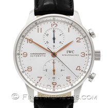 IWC Portugieser Chronograph Automatic Service 2017 IW371401