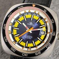 Dugena Watertrip diver' wristwatch with depth gauge...