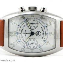 Franck Muller Casablanca Chronograph 8880 CC C 10th Anniversar...