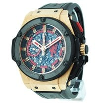 Hublot 716.OM.1129.RX.MAN11 King Power Red Devil Manchester in...