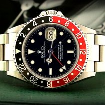 Rolex GMT-Master II – Ref. 16710 Pepsi – men's watch – 2005
