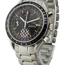 Omega 3529.50 Speedmaster Day Date - Michael Schumacher...