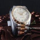勞力士 (Rolex) 116333G 2-Tone Datejust II Ivory Diamond Dial [N E W]