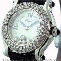 Chopard Happy Sport Stainless Steel Factory Diamonds Ref....
