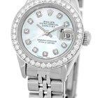 "Rolex Diamond ""Datejust""."