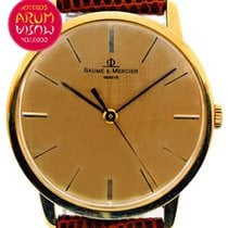 Baume & Mercier Vintage Yellow Gold
