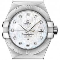 Omega Constellation Women's Watch 123.10.31.20.55.001