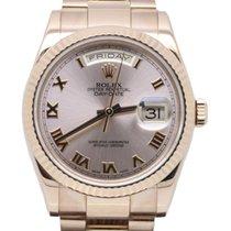 Rolex DAYDATE 118235 18CT ROSE GOLD