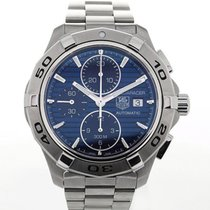 TAG Heuer Aquaracer 42 Automatic Chronograph Calibre 16