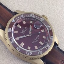 Paul Picot Paul Mariner III bronzo bronze Limited Edition