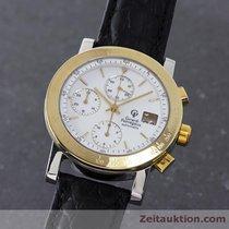 Girard Perregaux 7000 Gbm Chronograph Stahl / Gold Automatik