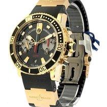 Ulysse Nardin 8006-102-3A/92 Maxi Marine Diver Chronograph -...