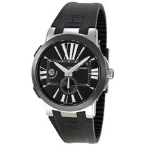 Ulysse Nardin Executive Dual Time Automatic Mens Watch...
