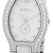 "Ebel Diamond ""Beluga Tonneau""."