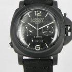 Panerai LUMINOR GMT 8 DAYS CHRONO MONOPULSANTE PAM317