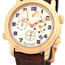 "Blancpain ""Leman Reveil GMT Dual Time"" Alarm."