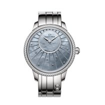 Jaquet-Droz Petite Heure Minute 35mm Mother-of-Pearl