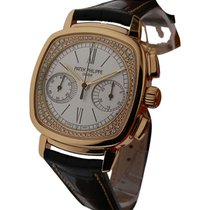 Patek Philippe 7071R Lady's First Chronograph with Diamond...