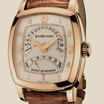JeanRichard Chronoscope  Grand TV Screen Double Rétrogra