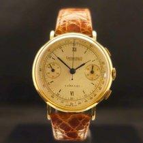 Eberhard & Co. Cronografo Extra-Fort anni '40 oro giallo