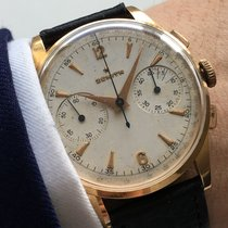 Zenith Vintage Zenith Chronograph in 18 carat solid gold